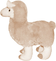 "Standing Llama Stuffed Animal Plush Doll Toy Wild Republic 12"" L Brown - $18.81"