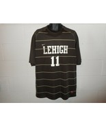 Nike Lehigh University Soccer Player Issue Sewn #11 Jersey XL - $149.99
