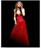 CELINE DION Authentic Original  SIGNED AUTOGRAPHED PHOTO w/ COA - $75.00