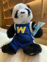 Webkinz Panda HM111 Soft Plush Animal With Online Code From Ganz Bear Us... - $19.79