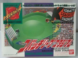BANDAI Charakobatti Kobatti League Stadium Retro Soccer Game 1994 New Unused - $149.99