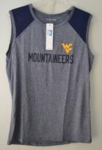 CampDavid NCAA Breeze Womens Sleeveless Top West Virginia Mountaineers Sz XL - $15.55