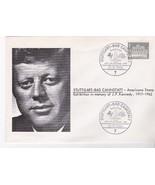 EXHIBITION IN MEMORY OF JOHN F. KENNEDY STUTTGART-BAD CANNSTATT GERMANY ... - $5.31