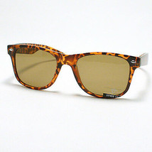 80's Classic Vintage OLD SCHOOL Sunglasses TURTLE SHELL - $8.86