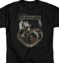 Jim Hensons Labyrinth retro 80s Sci-Fi Fantasy Movie graphic t-shirt LAB143 image 3
