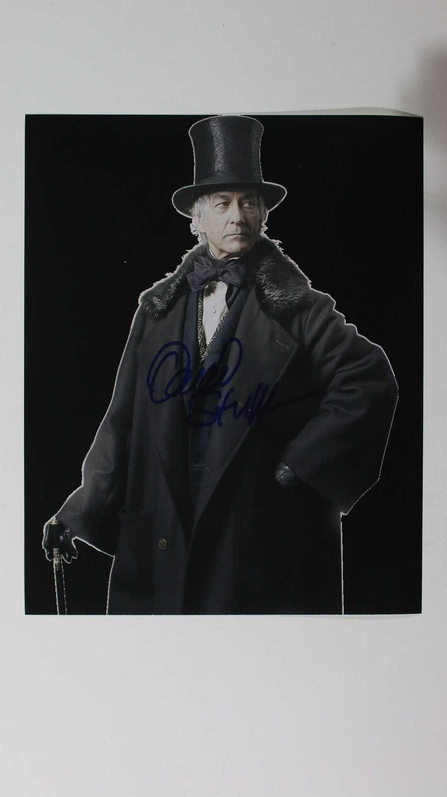"Primary image for David Straithairn Signed Autographed ""A Christmas Carol"" Glossy 8x10 Photo"