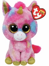 Ty Inc Fantasia Beanie Boo Plush Unicorn - $10.36