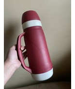 Mini Red Thermos - $18.81