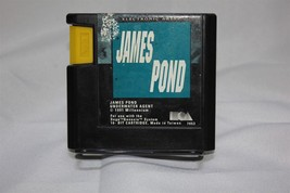 James Pond Underwater Agent Sega Genesis - $12.59