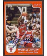 MICHAEL JORDAN Rookie Card RP #101 Facs Auto Bulls RC 1985 S Free Shipping - $2.95