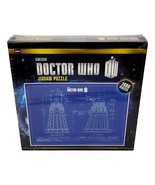 Doctor Who BBC Dalek Blueprint Jig Saw Puzzle 1000 pieces Sealed ❤️ - $89.99