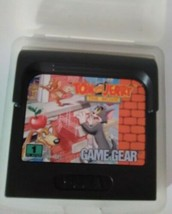 Tom and Jerry: The Movie (Sega Game Gear, 1993) Video Handheld Cartoon - $23.75