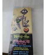 Vintage Weird-ohs Car-Icky-Tures Francis The Foul Hawk Classics Model Ki... - $7.00