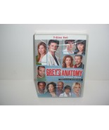 Greys Anatomy - The Complete Third Season (DVD, 2007, 7-Disc Set, Extended) - $5.84