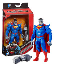 """DC Multiverse Superman: Doomed 6"""" Figure with Doomday BAF New in Box - $13.88"""
