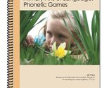 Primary Arts of Language: Phonetic Games [Spiral-bound] Jill Pike