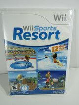 Wii Sports Resort (Nintendo Wii, 2009) Complete with Manual  - $26.73
