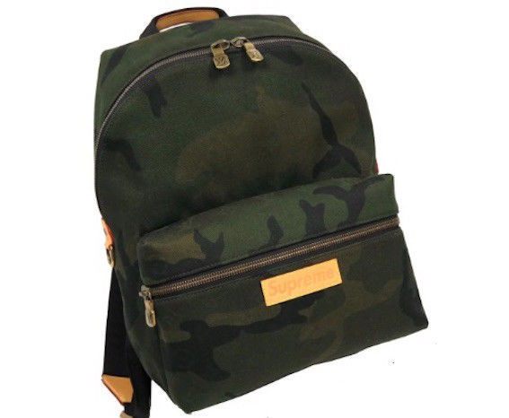 dba9a67561f Supreme Louis Vuitton LV Backpack Bag and 50 similar items