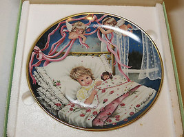Kaiser W Germany Brahms Lullaby Bradex #22-K4-22.6 collector plate D-174... - $26.72