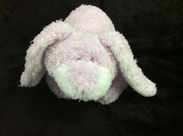 "Commonwealth Pink Bunny Rabbit Laying Soft Floppy Plush Stuffed Animal 8"" - $19.34"