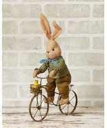 Bunny on a Bike -Spring Decor - $32.30