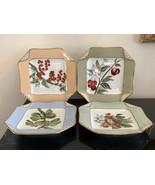 Antique Limoges Haviland H&C France Porcelain 4 Fruits Salad or Dessert ... - $119.00