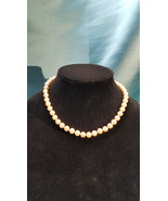 """Pearl Necklace Simulated Vintage 16"""" - $12.99"""