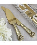 Two Piece cake knife set from fashioncraft  - $14.99