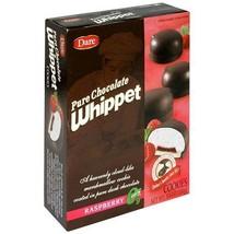 Dare Whippet Raspberry Cookies - case of 12 boxes - 8.8 OZ Each - $43.82