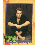 Donnie Wahlberg trading card (New Kids on the Block) 1989 Topps #70 - $4.00
