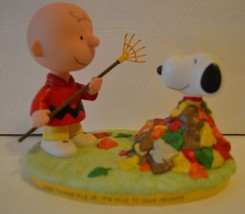 "Hallmark Peanuts Gallery ""Working Together"" Fig... - $29.99"