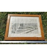 Home Treasure Charles River Park Greater Boston Lithograph Bert Poole 18... - $1,499.99