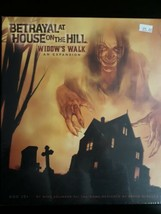 Widow's Walk Expansion Betrayal At House On The Hill 50 New Haunts Avalon Hill  - $22.99