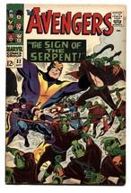 THE AVENGERS #32 1966 VF CAPTAIN AMERICA IRON MAN MARVEL - $56.75