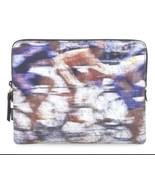 Paul Smith iPad Case Cover Sleeve Blue Blurry Cyclist - $134.53
