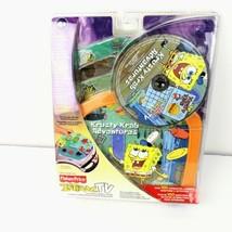 Fisher Price Interac TV SpongeBob's Krusty Krabs Adventures DVD New  - $16.99
