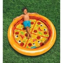 Banzai Pizza Party Splash Pool - $31.97