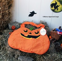 POTTERY BARN KIDS BIG MOUTH PUMPKIN TREAT BAG -NWT- THE LITTLE ONE'LL EA... - $29.95