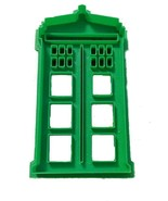 3D Printed Cookie Cutter Inspired by Dr. Who Tardis - $8.91