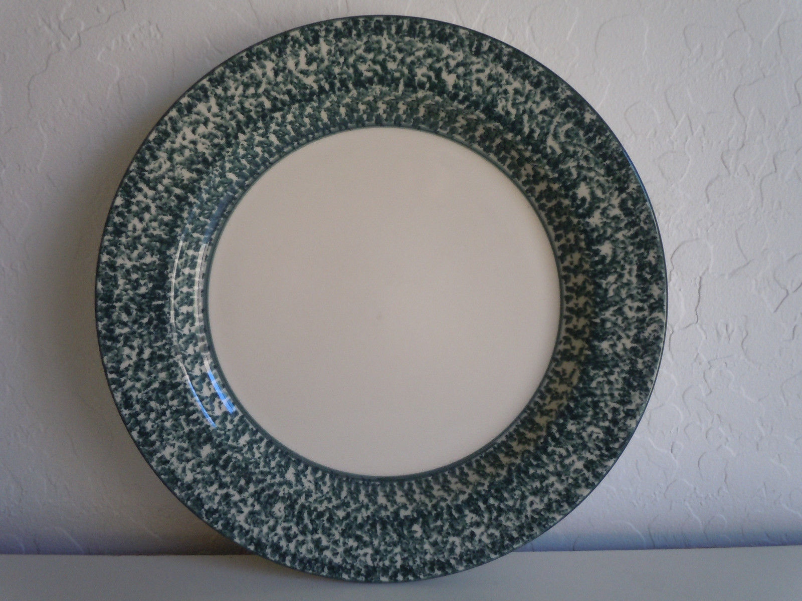 Hartstone Jewel Tones Emerald Dinner Plate