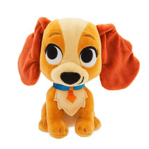 Disney Lady Furrytale Friends Small Plush New with Tags - $17.61