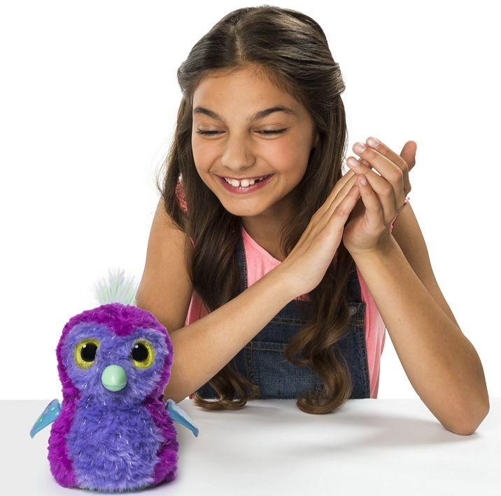 Hatchimals Glittering Garden - Hatching Egg and Interactive Sparkly Penguala