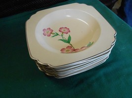 Outstanding Vintage RARE Dinnerware..MUST SEE Unmarked- .Yellow 8 SOUP B... - $43.37