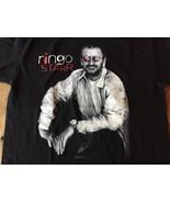 RINGO Starr and his All Star Band 1997 Tour T-Shirt Lrg beatles frampton... - $17.09