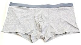 "Under Armour UA Microthread Cotton Gray 3"" Boxerjock Boxer Brief Underwe... - $18.74"