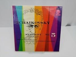 Tchaikovsky Symphony No. 5 Vinyl Record LP Pittsburgh Symphony Orchestra... - $16.44