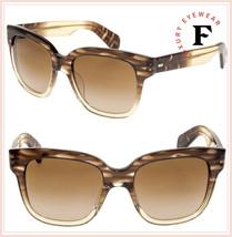 Oliver Peoples Brinley OV5281SU Brown Henna Cordoba Gradient Sunglasses 5281 - $277.20