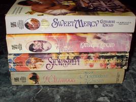 Katharine Kincaid lot of 4 historical romance paperbacks - $4.99