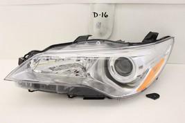 Oem Headlight Head Light Lamp Headlamp Toyota Camry 15 16 17 Lh Chip Mount - $89.10