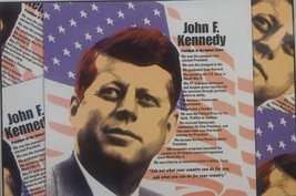 "Steve Kaufman 500 Piece JFK Puzzle 19"" X 13"" Inch - $14.84"